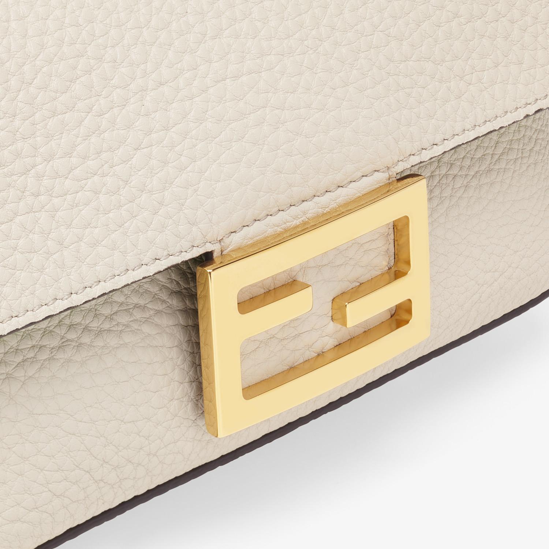 FENDI BAGUETTE MINI - Fendi Roma Amor leather bag - view 5 detail
