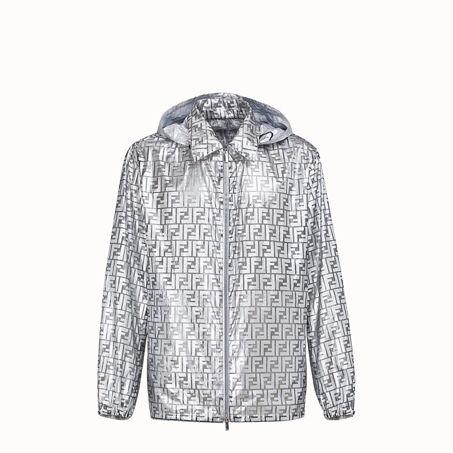 FENDI WINDBREAKER - Fendi Prints On nylon jacket - view 1 detail