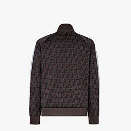 FENDI SWEATSHIRT - Fendi Prints On jersey sweatshirt - view 2 thumbnail