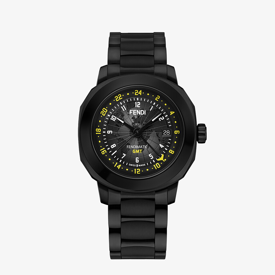 FENDI SELLERIA - 42mm (1.7inch) – Automatic watch with interchangeable bracelet - view 1 detail