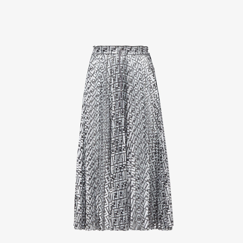 FENDI SKIRT - Fendi Prints On nylon skirt - view 1 detail