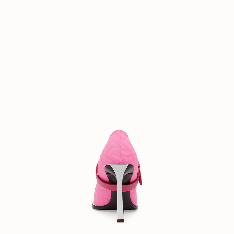 FENDI COURT SHOES - Fendi Prints On Lycra® court shoes - view 3 detail