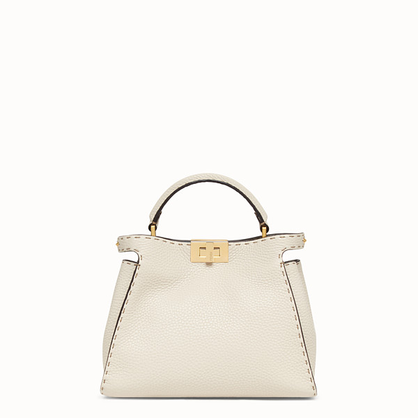 FENDI PEEKABOO ESSENTIAL - Fendi Roma Amor leather bag - view 1 small thumbnail