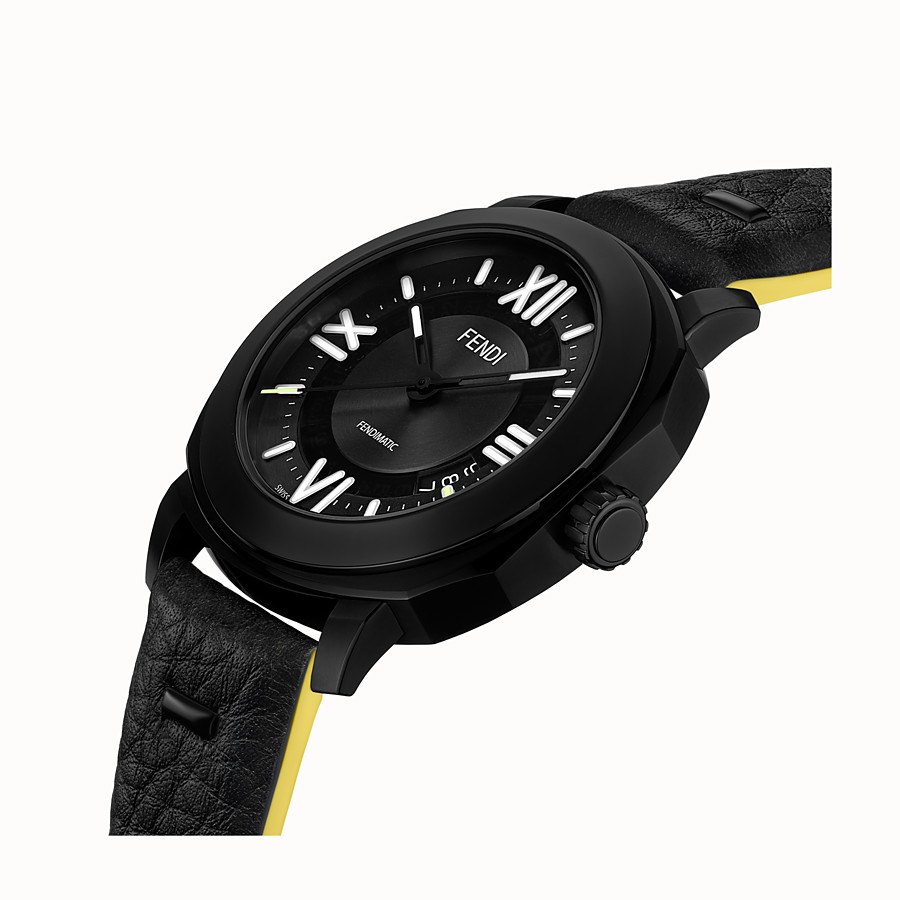 FENDI SELLERIA - Automatic watch with interchangeable strap/bracelet - view 2 detail