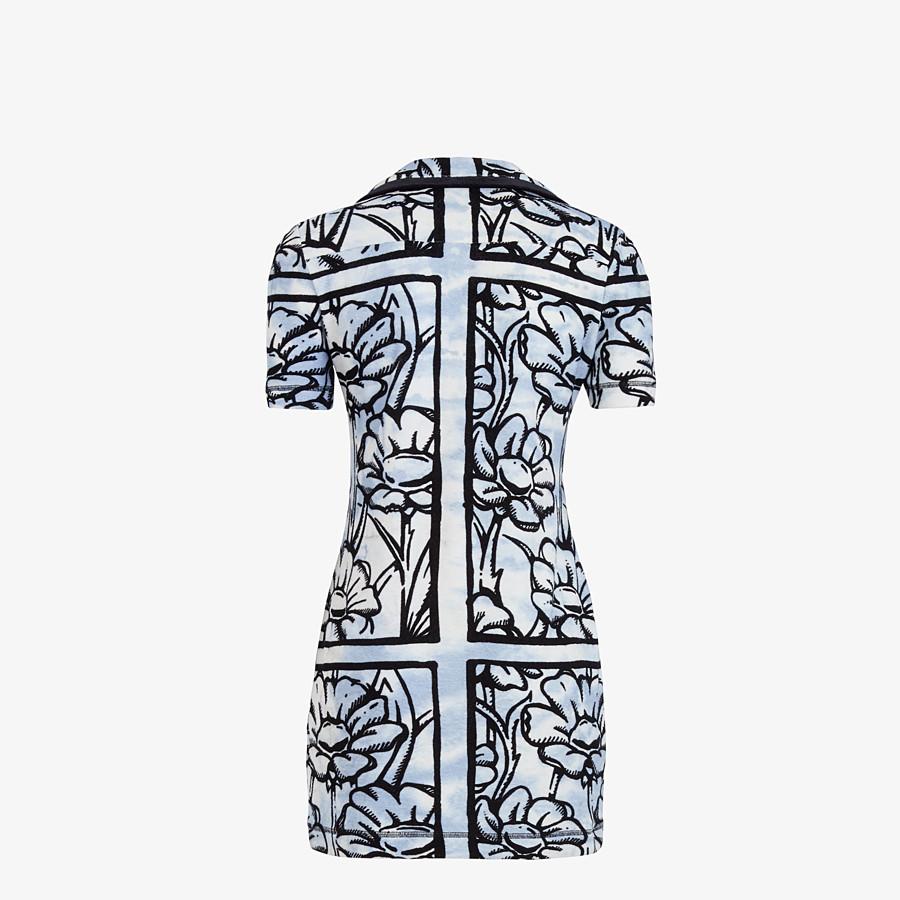 FENDI DRESS - Fendi Roma Joshua Vides cotton dress - view 2 detail