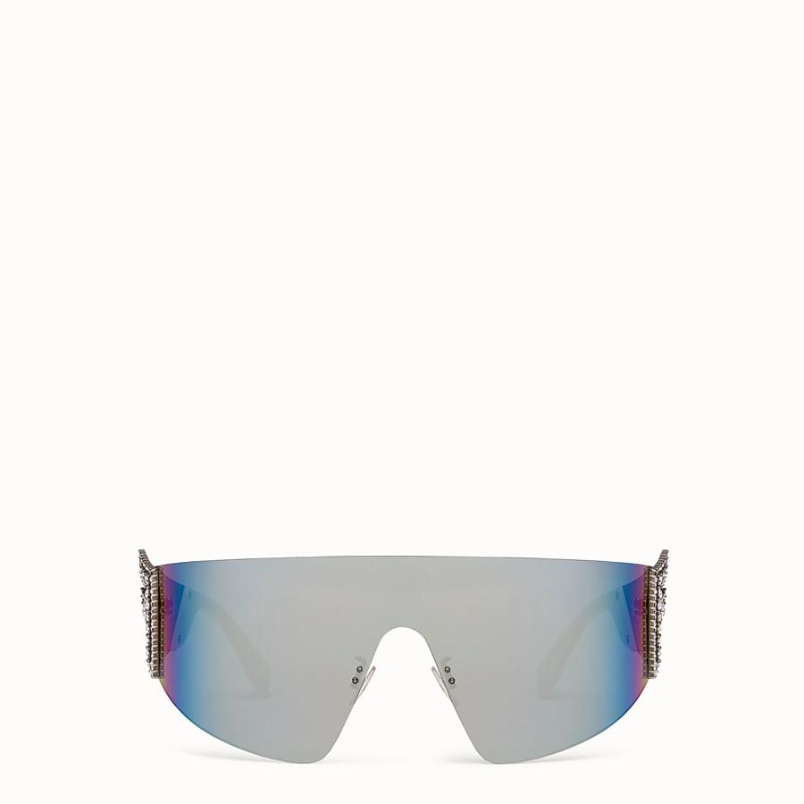 FENDI FFREEDOM - Gray sunglasses - view 1 detail