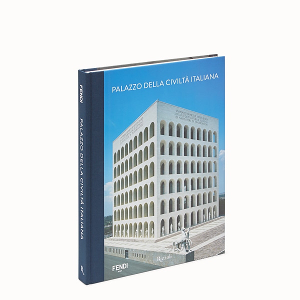 FENDI PALAZZO DELLA CIVILTÀ ITALIANA - Hardcover book available in Italian - view 1 small thumbnail