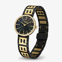 FENDI FOREVER FENDI - 29 mm - Uhr mit Armband mit FF-Logo - view 2 thumbnail