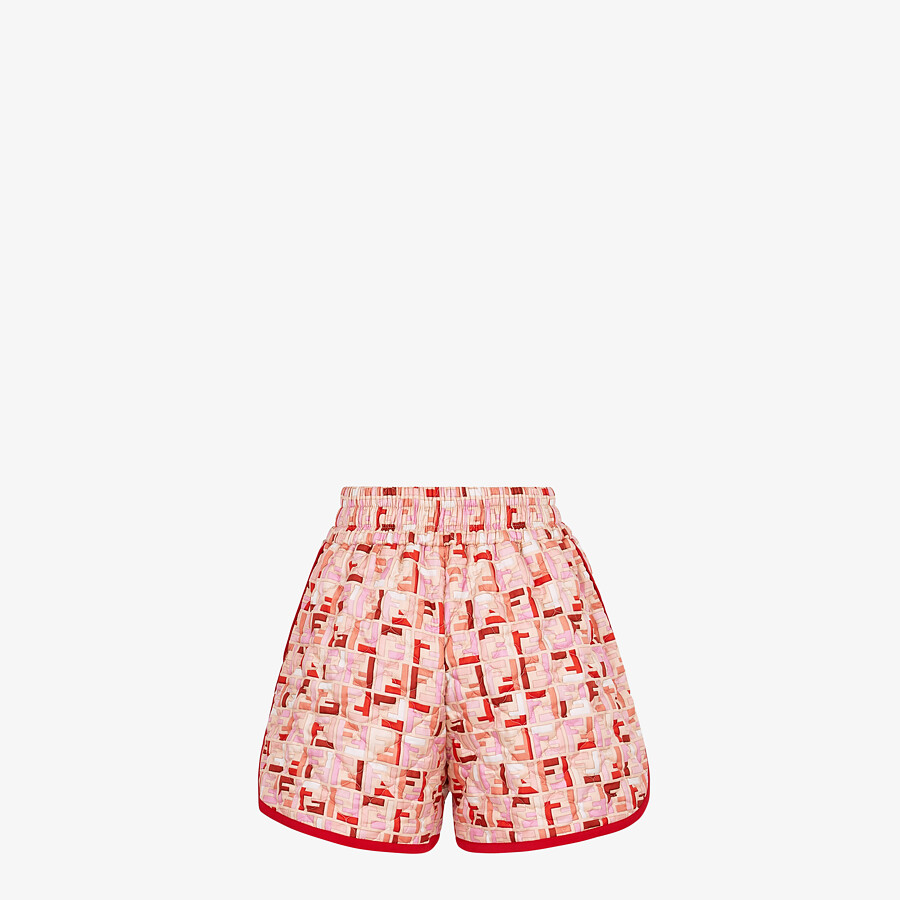 FENDI SHORTS - Shorts from the Lunar New Year Limited Capsule Collection - view 2 detail
