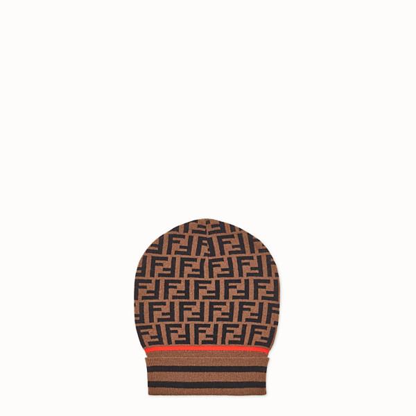 uk availability 1441e db0f4 Guanti e Cappelli da Donna di Lusso | Fendi