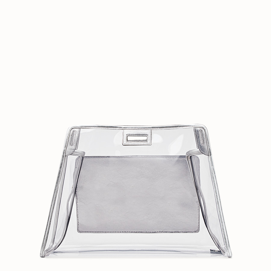 FENDI PEEKABOO DEFENDER MEDIUM - Fendi Prints On PU cover for Peekaboo - view 3 detail