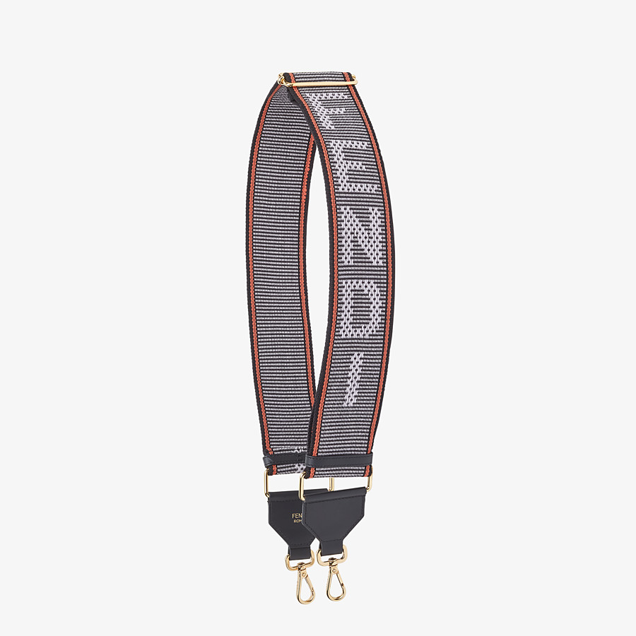 FENDI STRAP YOU - Ribbon shoulder strap - view 1 detail