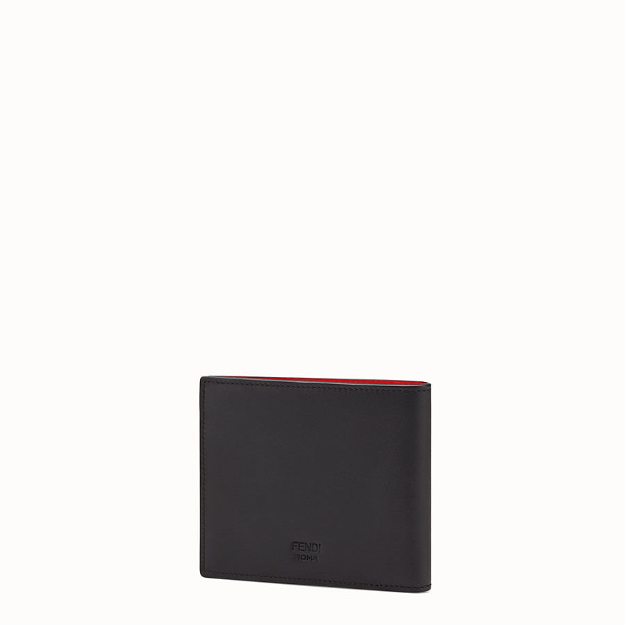 FENDI WALLET - Multicolour leather wallet - view 2 detail