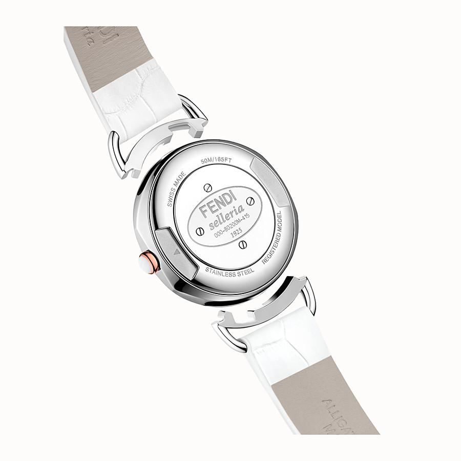 FENDI SELLERIA - 36 mm - Reloj con correa intercambiable - view 4 detail