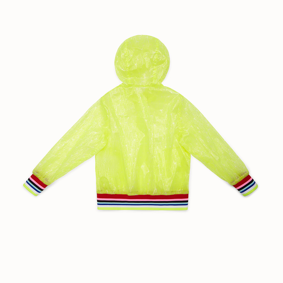 FENDI K-WAY - Fendi Roma Amor Lycra® cagoule - view 2 detail