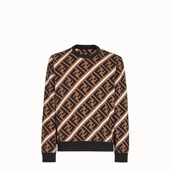 online store 7da34 f5807 Pullover e Maglioni da Uomo in Cashmere e Lana | Fendi