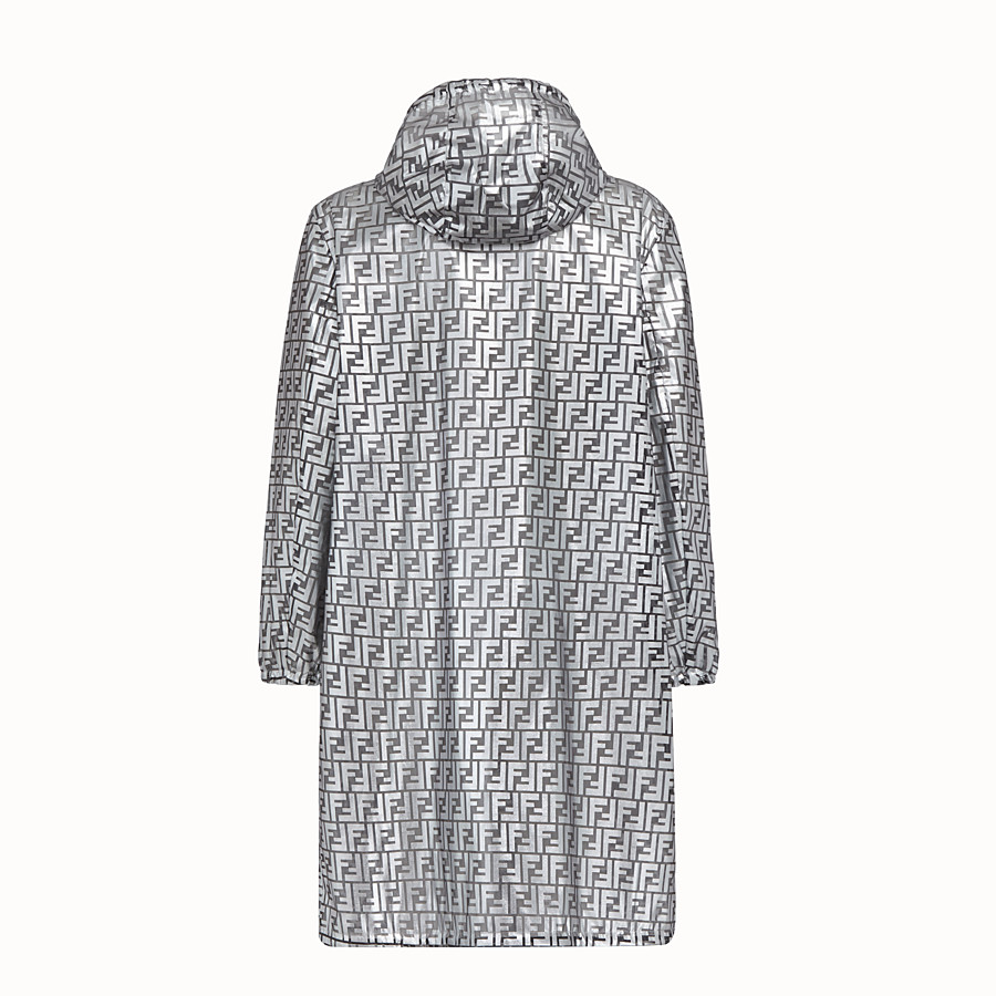 FENDI PARKA - Fendi Prints On nylon raincoat - view 2 detail