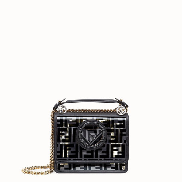 FENDI KAN I F SMALL - PU mini-bag - view 1 small thumbnail