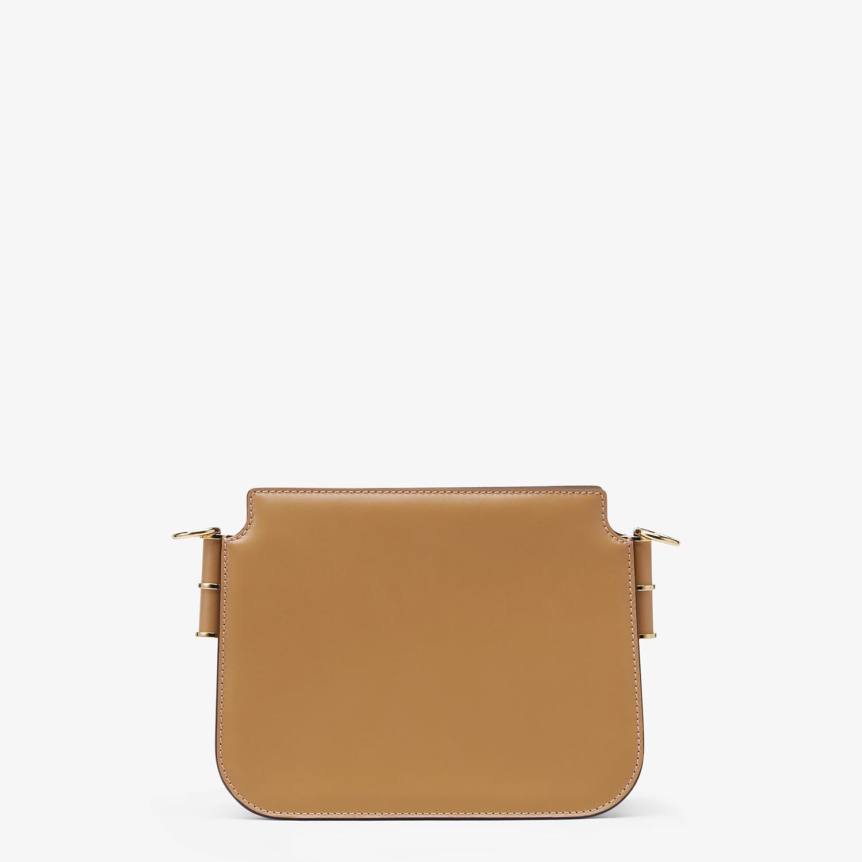 FENDI FENDI TOUCH - Beige leather bag - view 4 detail