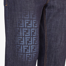 FENDI JEANS - Jeans aus Denim in Dunkelblau - view 3 thumbnail