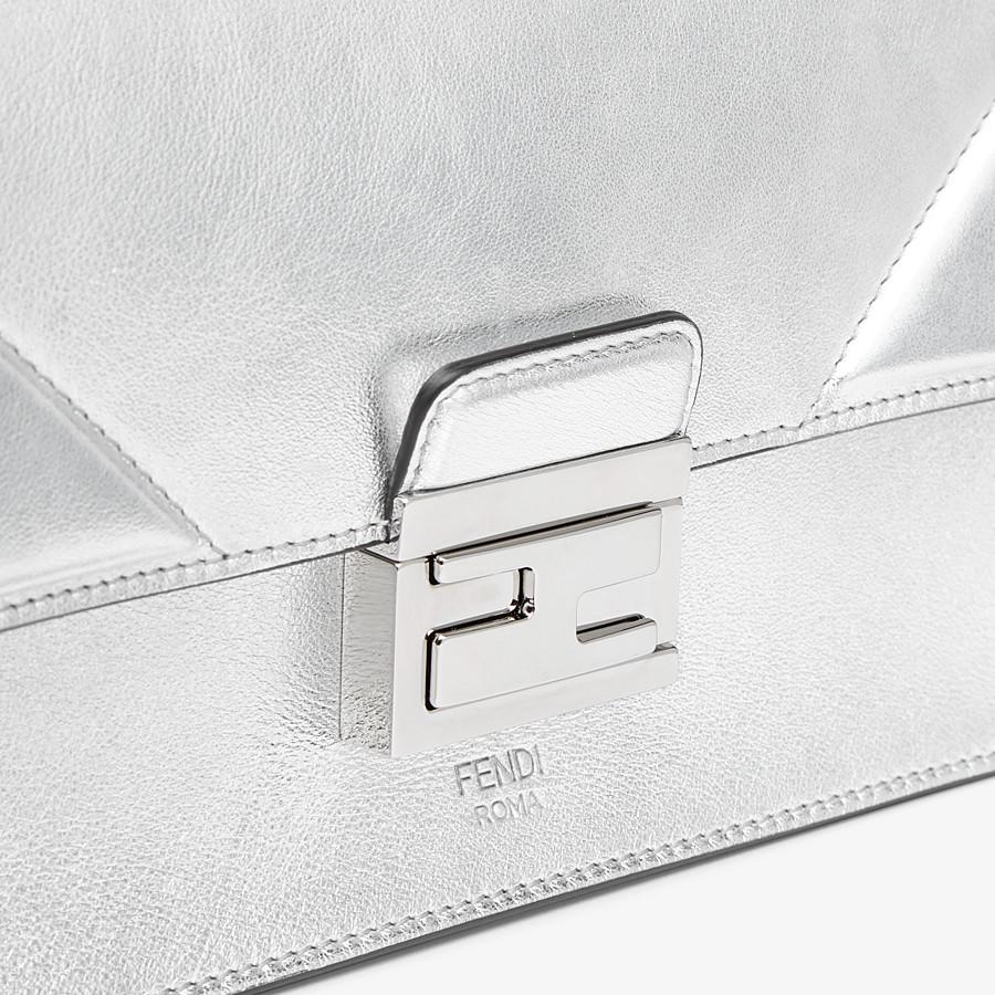FENDI KAN U SMALL - Fendi Prints On leather minibag - view 5 detail
