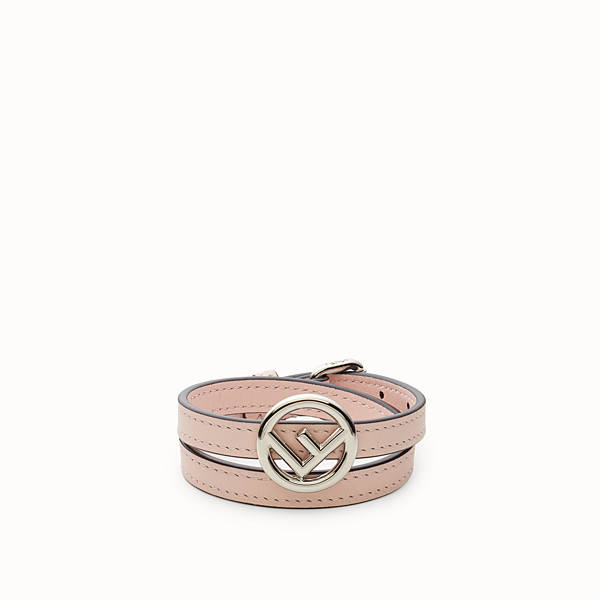 FENDI F IS FENDI BRACELET - Pink bracelet - view 1 small thumbnail