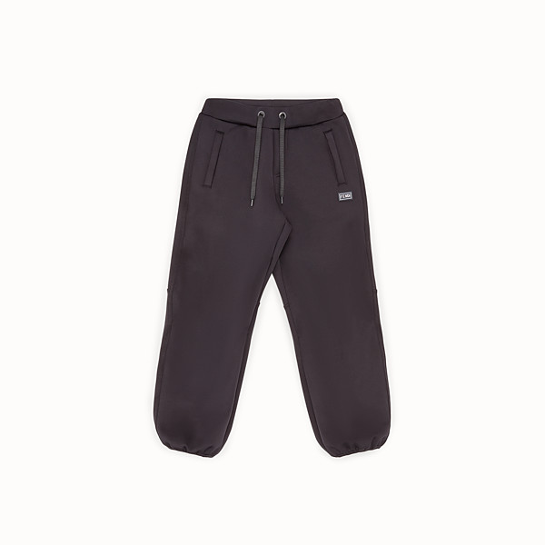 FENDI PANTS - Scuba jogging pants - view 1 small thumbnail