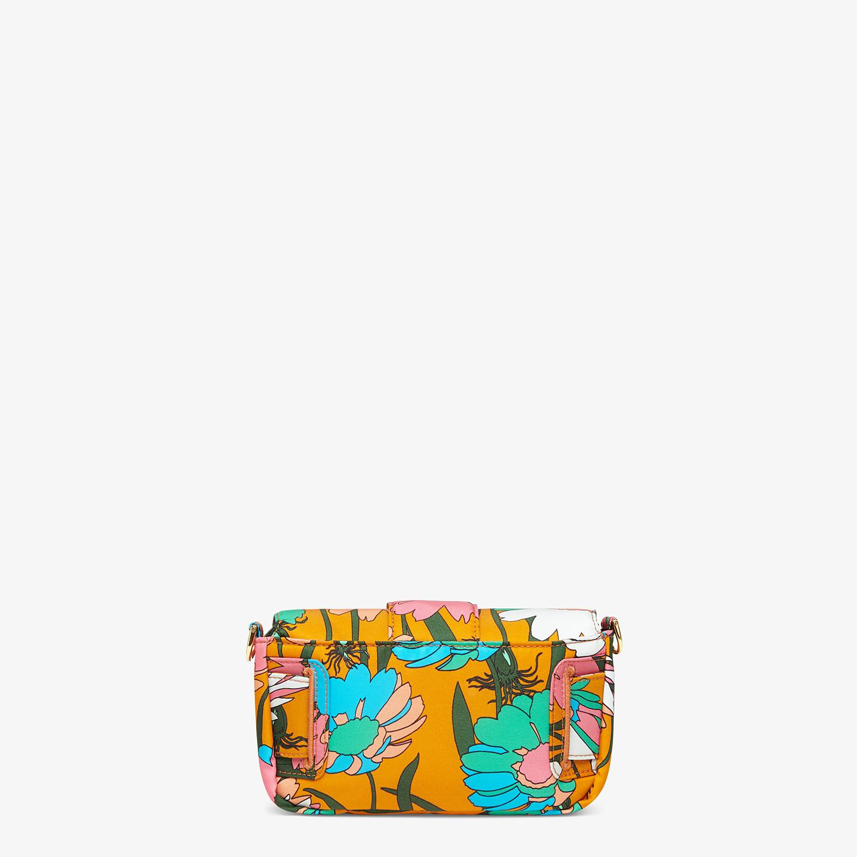 FENDI BAGUETTE - Multicolor nylon bag - view 5 detail