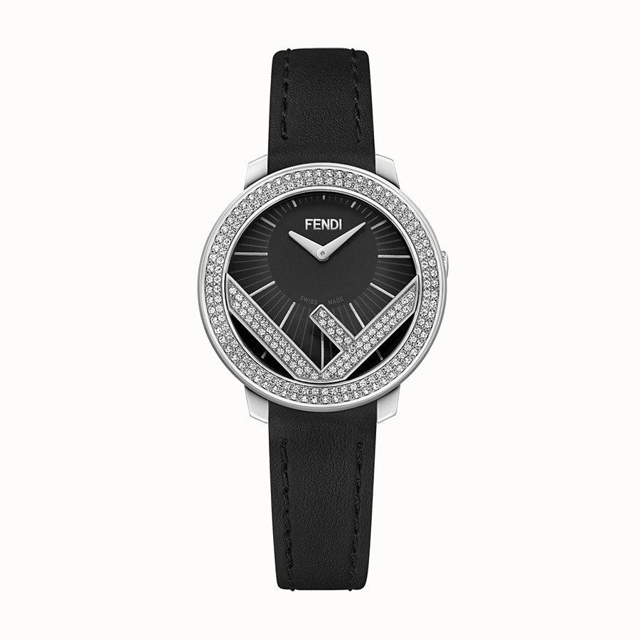 "FENDI RUN AWAY - 28 mm – Uhr mit ""F is Fendi""-Logo - view 1 detail"