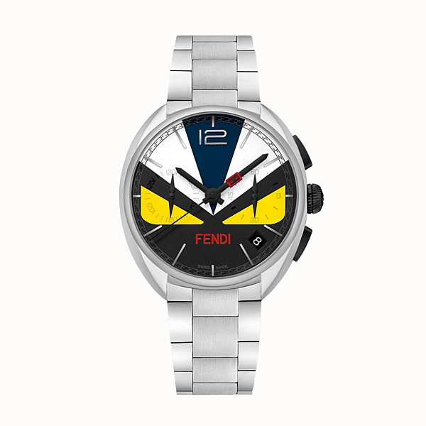 FENDI MOMENTO FENDI BUGS - Chronograph watch with bracelet - view 1 small thumbnail