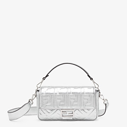 FENDI BAGUETTE - Fendi Prints On leather bag - view 1 thumbnail