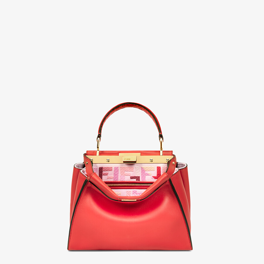 FENDI PEEKABOO ICONIC MINI - Bag from the Lunar New Year Limited Capsule Collection - view 1 detail