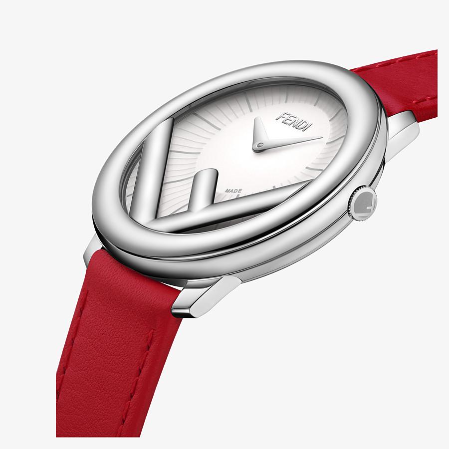 FENDI RUNAWAY - Watch with F is Fendi logo - view 3 detail