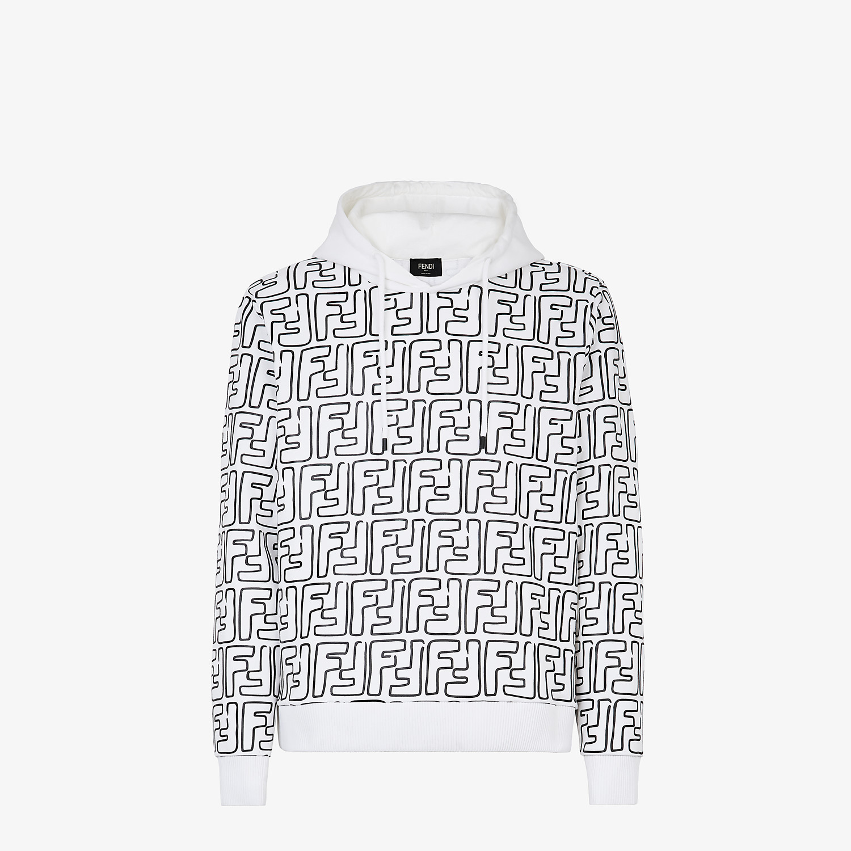 FENDI SWEATSHIRT - Fendi Roma Joshua Vides jersey sweatshirt - view 1 detail