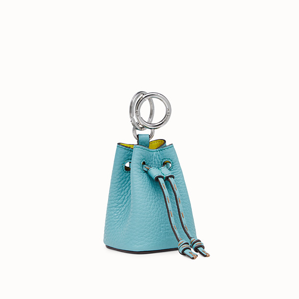 FENDI MICRO MON TRESOR CHARM - Fendi Roma Amor leather charm - view 1 small thumbnail
