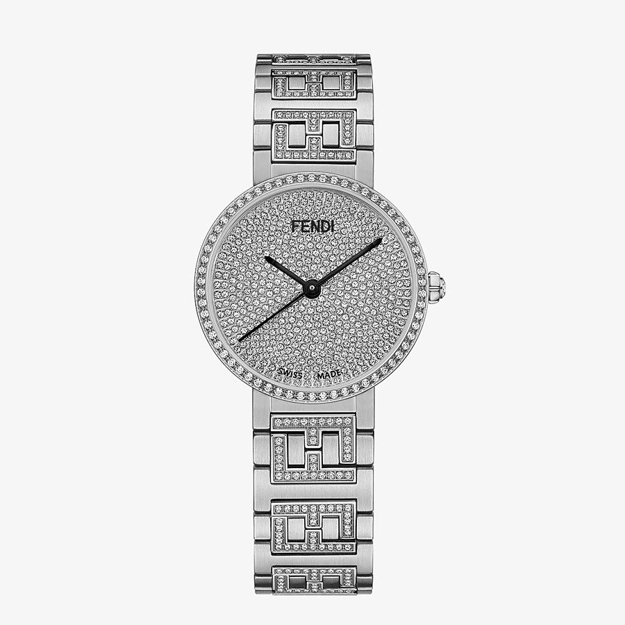 FENDI FOREVER FENDI - 29 MM - Watch with FF logo bracelet - view 1 detail