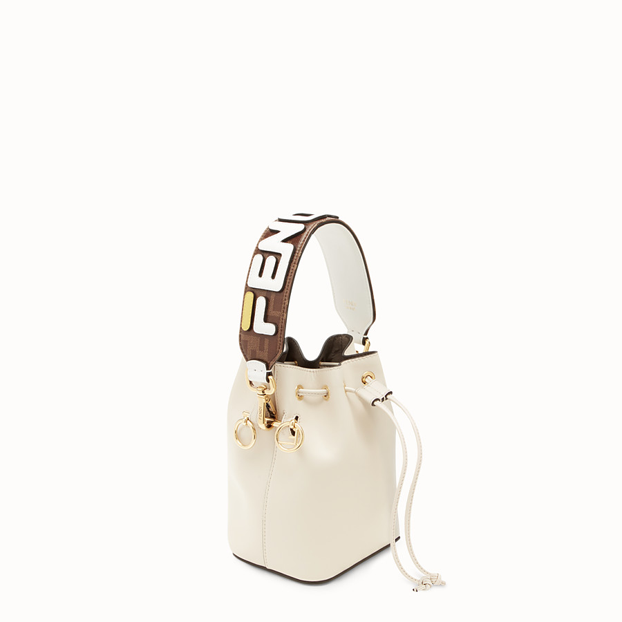 FENDI MINI STRAP YOU - Fabric shoulder strap - view 3 detail