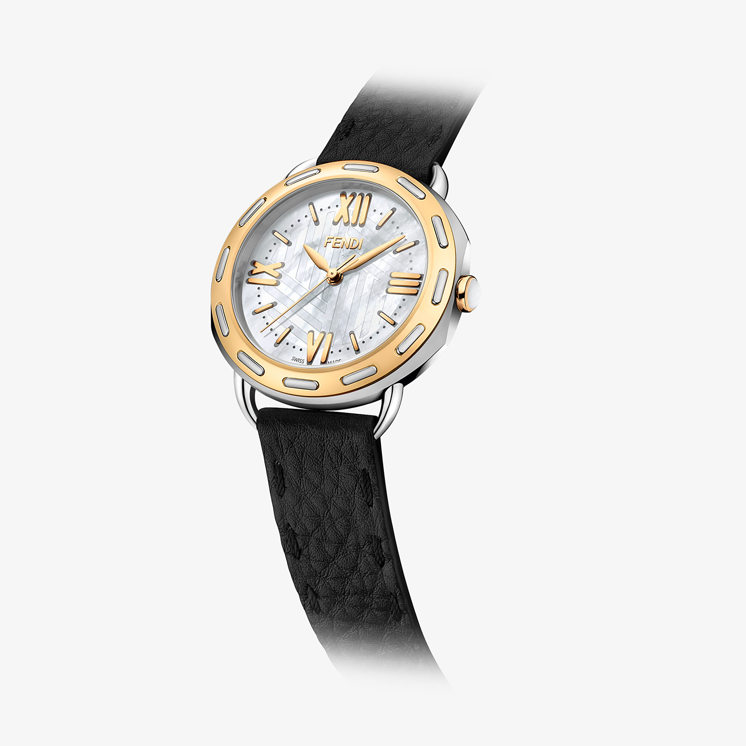FENDI SELLERIA - 36 mm - Watch with interchangeable strap - view 2 detail