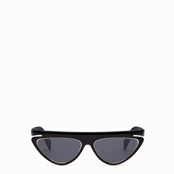 FENDI FFLUO - Black sunglasses - view 1 small thumbnail
