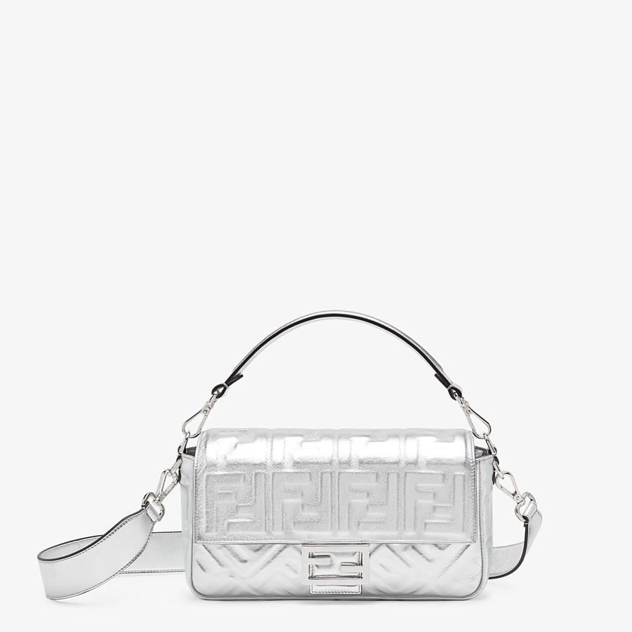 FENDI BAGUETTE - Fendi Prints On leather bag - view 1 detail