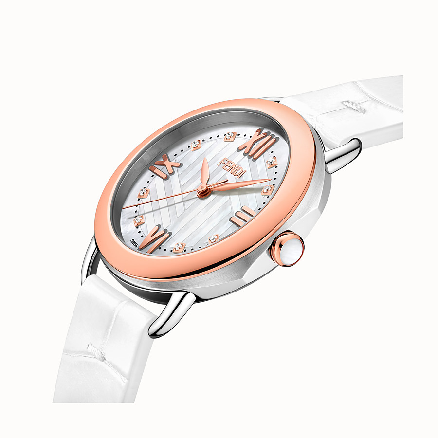 FENDI SELLERIA - 36 mm - Watch with interchangeable strap - view 3 detail