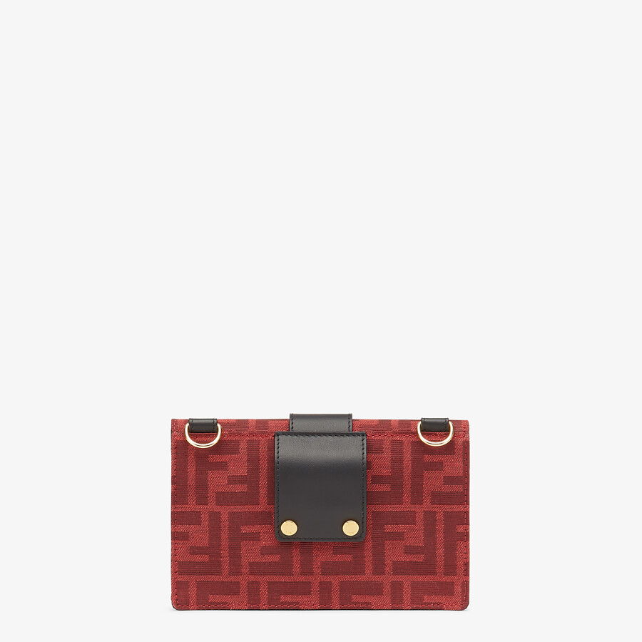 FENDI BAGUETTE POUCH - Bag from the Lunar New Year Limited Capsule Collection - view 3 detail