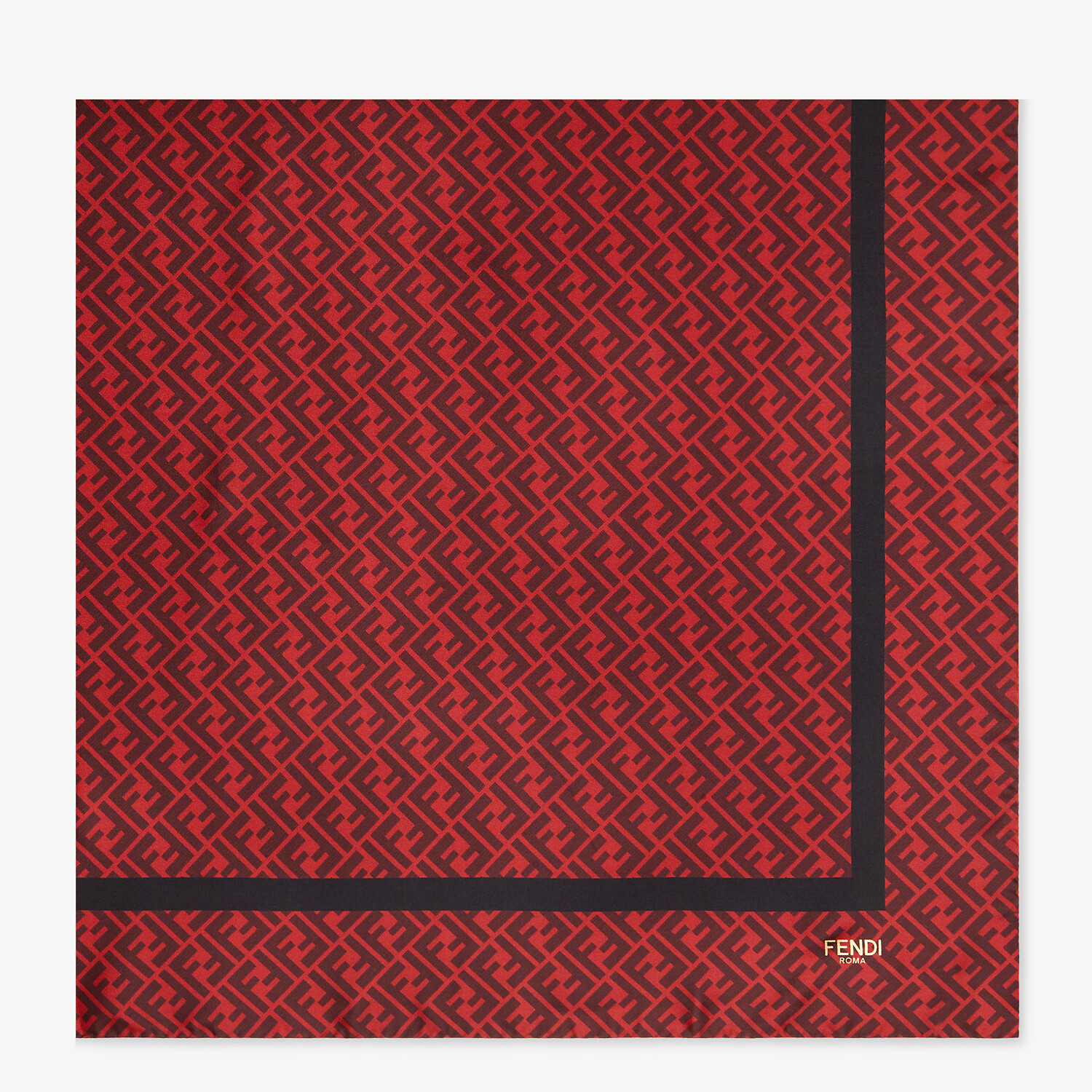 FENDI KEFFIYEH - Scarf from the Lunar New Year Limited Capsule Collection - view 1 detail