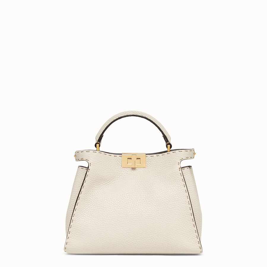 FENDI PEEKABOO ICONIC ESSENTIALLY - Fendi Roma Amor Tasche aus Leder - view 1 detail
