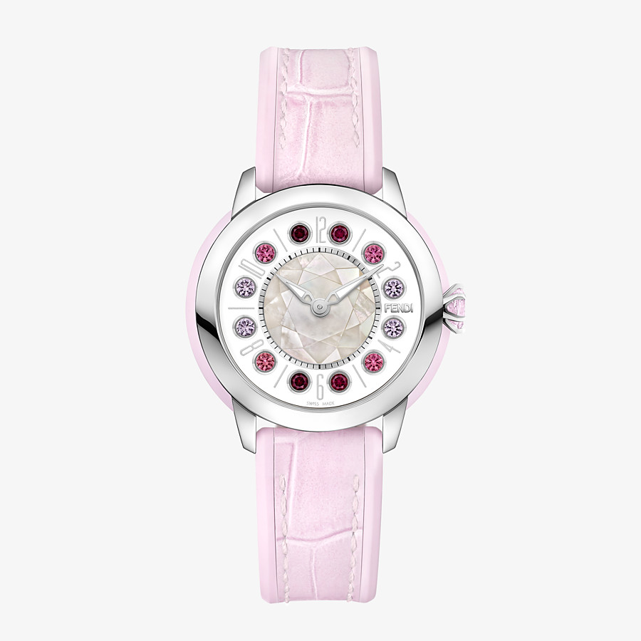 FENDI FENDI ISHINE - 38 mm - Watch with rotating precious stones - view 1 detail