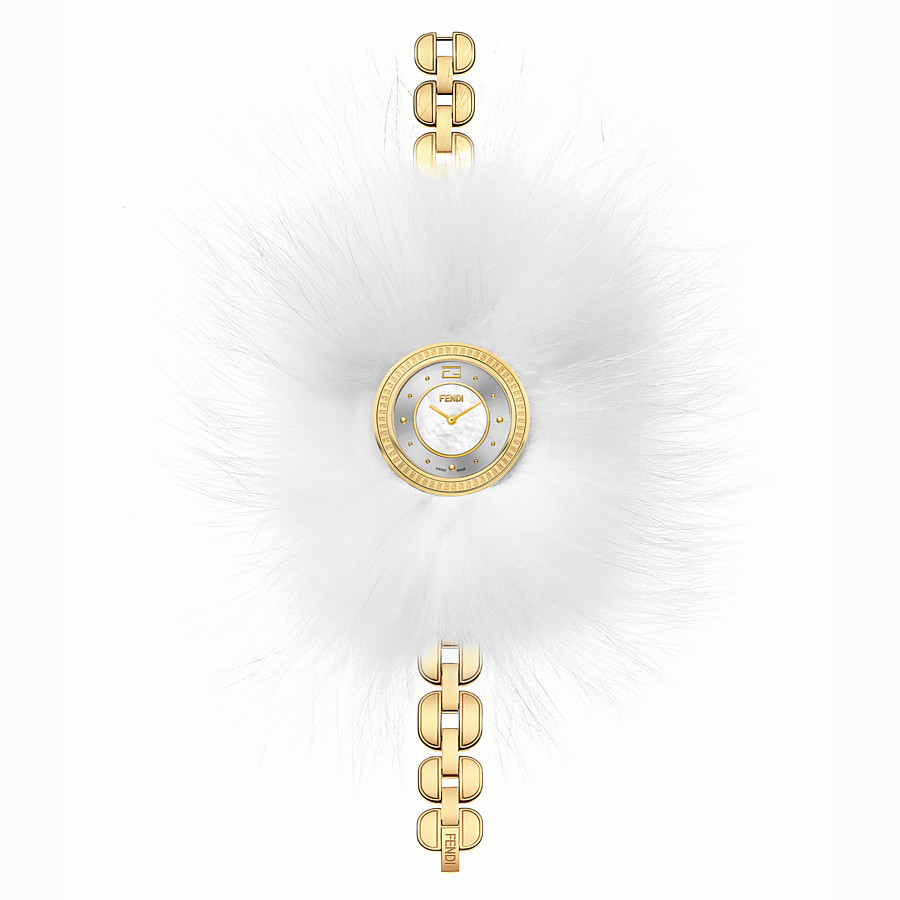 FENDI FENDI MY WAY - 36 mm - Montre avec Glamy en fourrure - view 2 detail