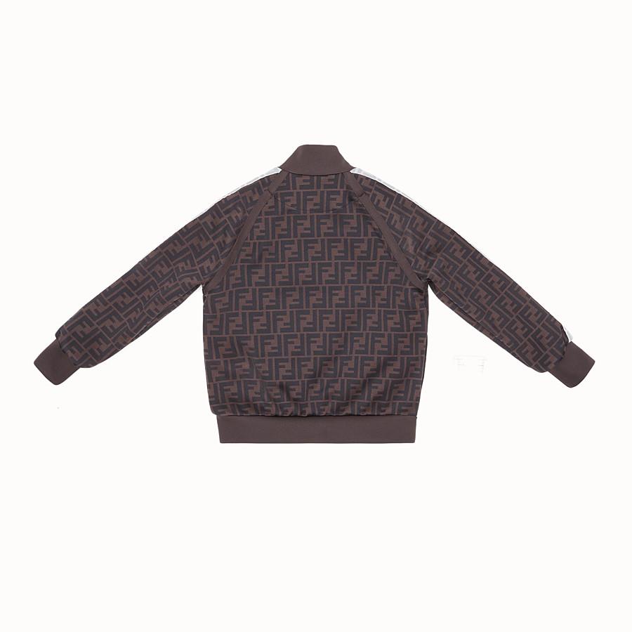 FENDI SWEATSHIRT - Fendi Prints On sweatshirt - view 2 detail