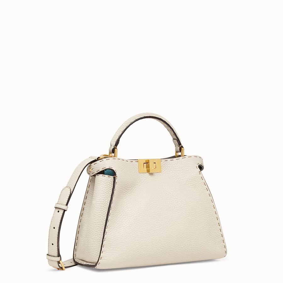 FENDI PEEKABOO ICONIC ESSENTIALLY - Fendi Roma Amor Tasche aus Leder - view 3 detail