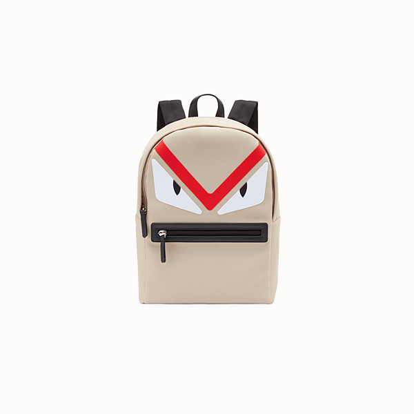 FENDI BABY BACKPACK - Printed neoprene backpack - view 1 small thumbnail