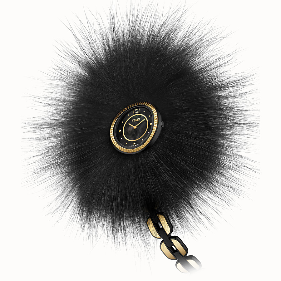 FENDI FENDI MY WAY - 36 mm - Watch with fur Glamy - view 4 detail
